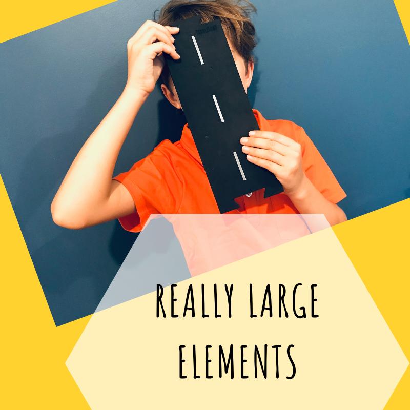 large elements